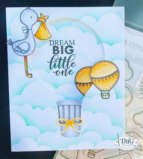 Dream big little one!
