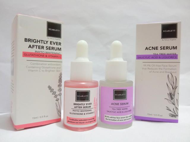 scarlet ance dan brightening serum