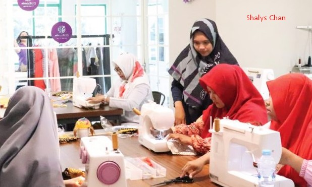 10 Kursus Menjahit Surabaya Terbukti Sukses Meningkatkan Skill Menjahit