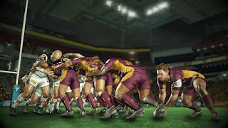 Rugby League Live 2 (X-BOX360) 2012