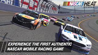 NASCAR Heat Mobile Mod Apk v1.2.1 (Money Mod)