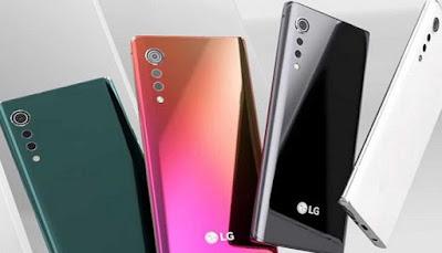 مواصفات هاتف LG Velvet