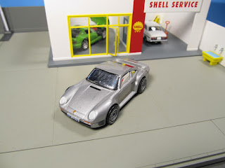 Matchbox  Porsche 959 real riders
