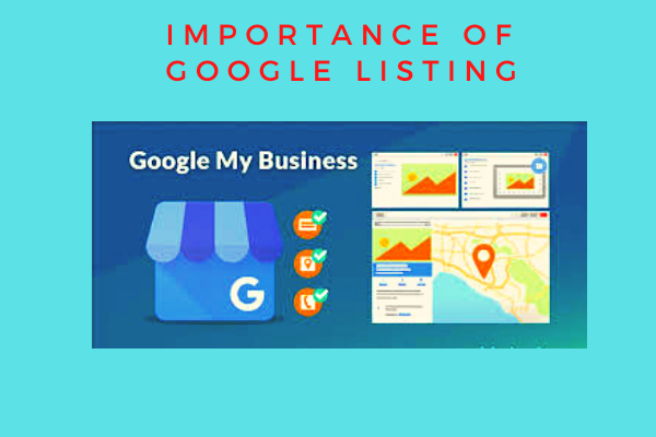 Importance of Google my business account