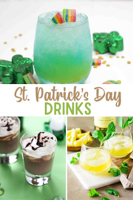 st patty's day drinks