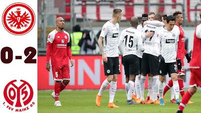 Video Eintracht Frankfurt 0-2 Mainz 05
