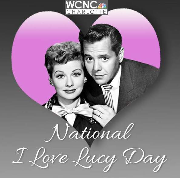 National I Love Lucy Day Wishes For Facebook