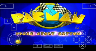 PACMAN WORLD RALLY ISO PPSSPP AND SAVEDATA