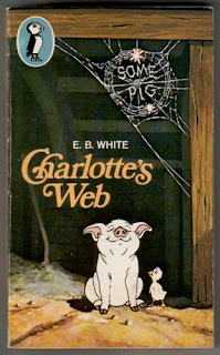 Charlotte's Web by E. B. White book cover