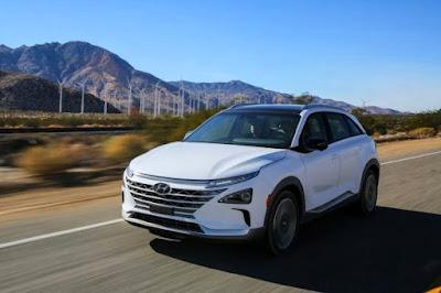 Hyundai Nexo 2018 SUV