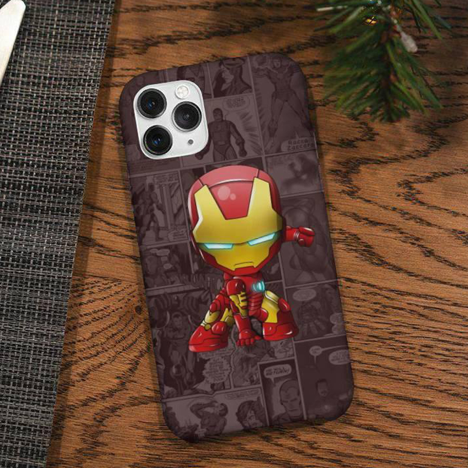 case marvel iron man