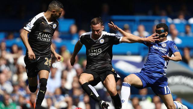 [Video] Cuplikan Gol Chelsea 1-1 Leicester (Liga Inggris)