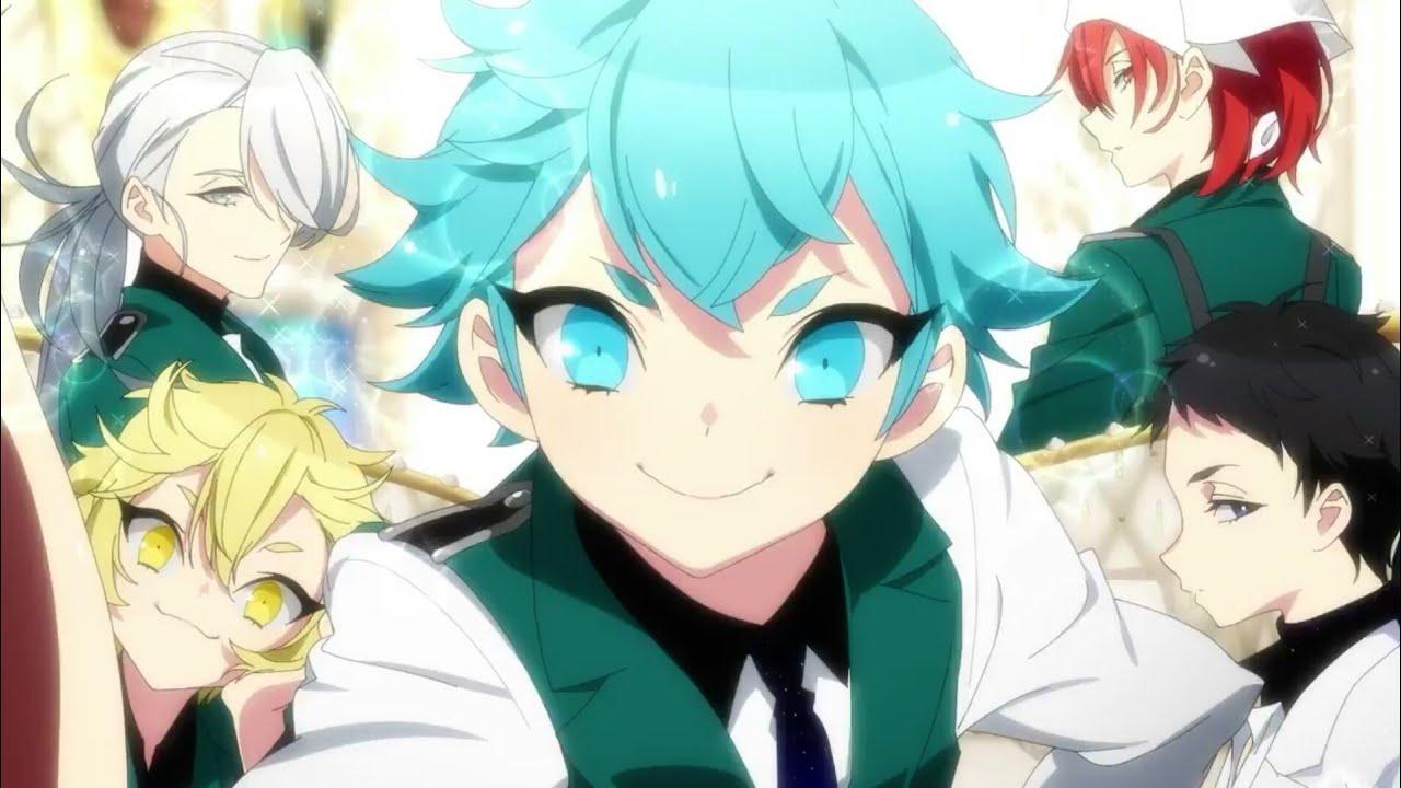 El anime de TV Pretty Boy Detective Club revela un nuevo video promocional, más personal y más elenco