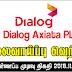 Vacancy In Dialog Axiata PLC