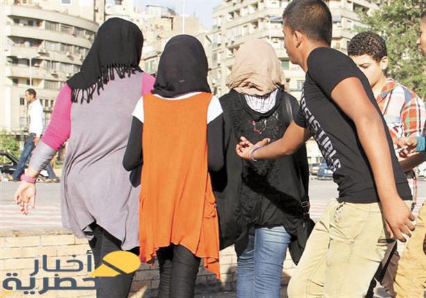بالصور 15 حالة تحرش في عيد شم النسيم 2017 عقوبة المتحرش في عيد شم النسيم 2017