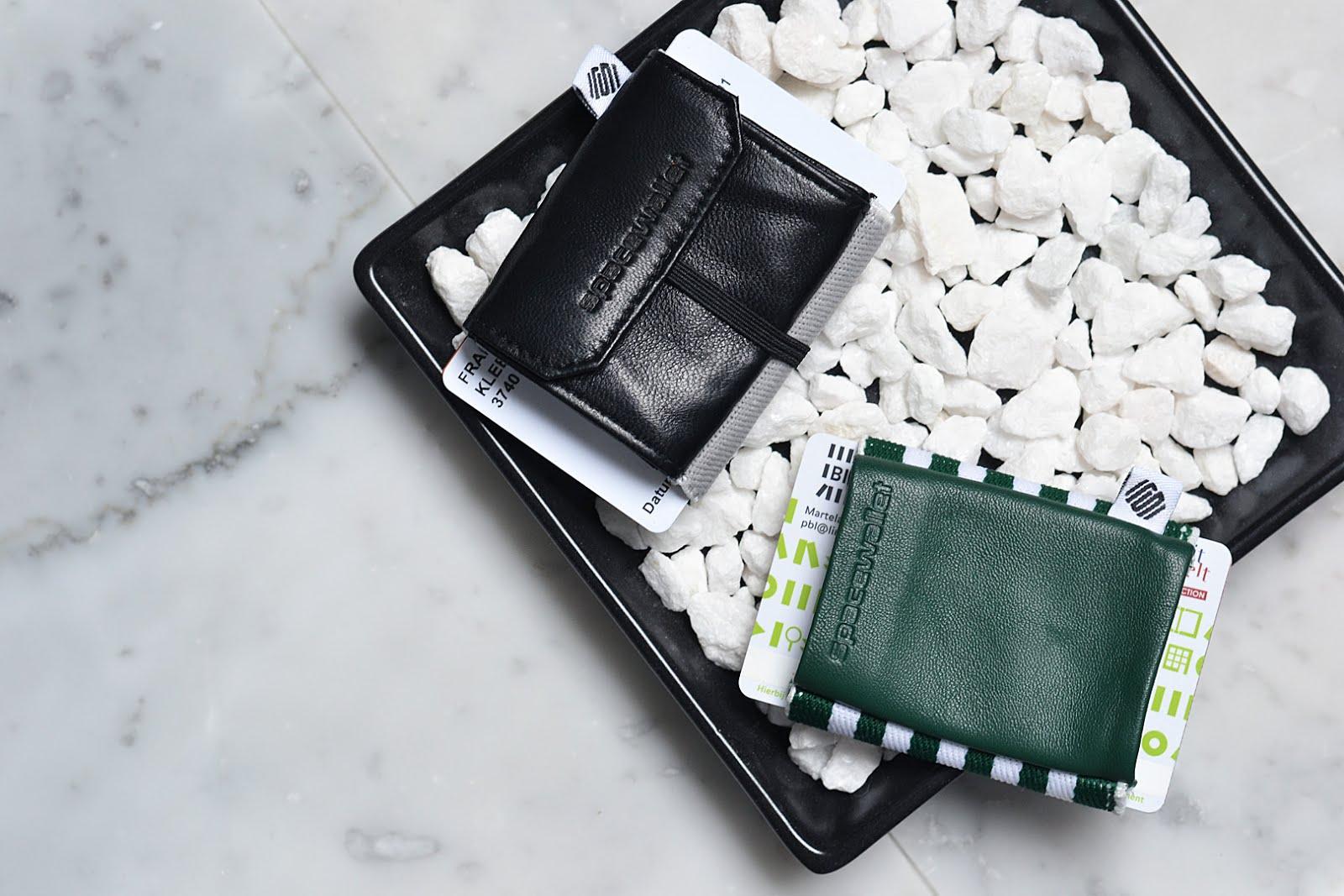 Space wallet, innovation, mini portemonnee, mini wallet, polar fox, tropic green, win, giveaway