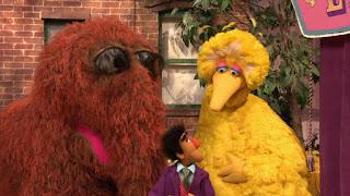 Big Bird, Snuffy, Anything Muppet, Sesame Street Episode 4313 The Very End of X season 43