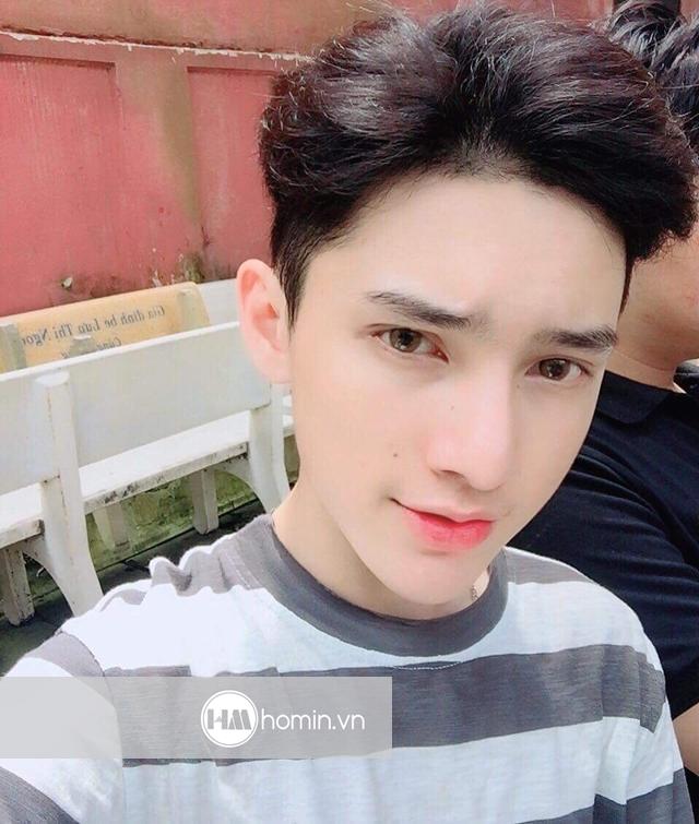 Hot face Trần Nguyễn Phúc Duy 12