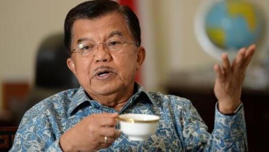 Pujian Wapres JK untuk Jokowi: Demokratis, Tidak Nepotisme dan Tak Menjermuskan Bangsa