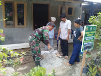 Rumahnya Direhab, Saminah: Seperti Disulap, Terima Kasih TNI