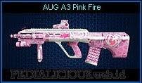 AUG A3 Pink Fire