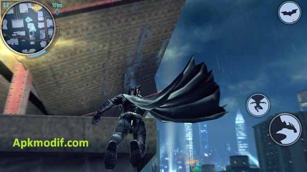 batman dark knight apk data download