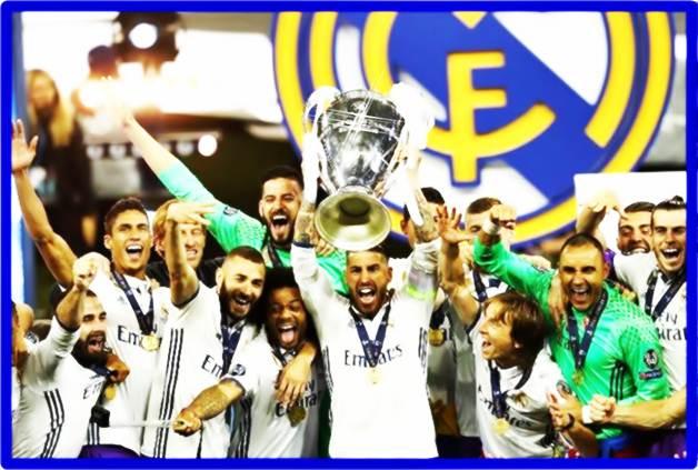 Sah! Real Madrid Terbukti mampu Mematahkan Mitos Juara Pasti Berganti