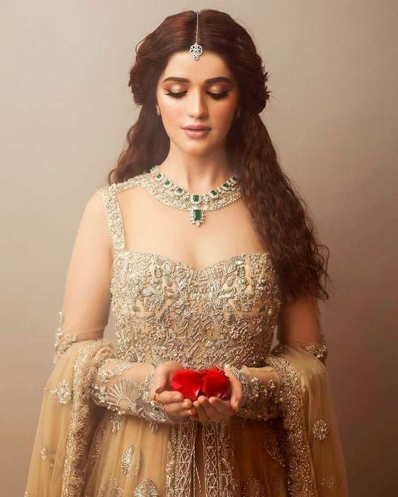 Beautiful Bridal Dress