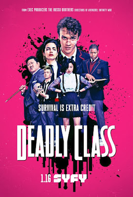 Deadly Class Syfy