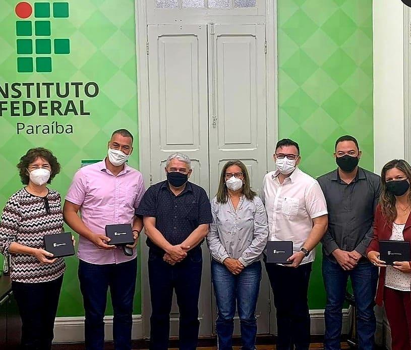 Raniery Paulino quer a implantação de cursos ofertados pelo IFPB em Sapé