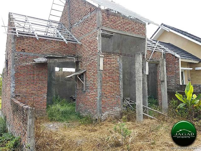 Rumah Minimalis jalan Wates Km 9