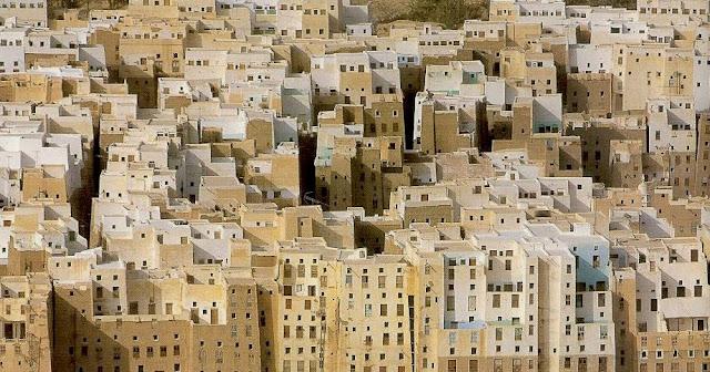 العالم - مدينة شبام في اليمن : أرض أقدم ناطحات السحاب في العالم Shibam_01