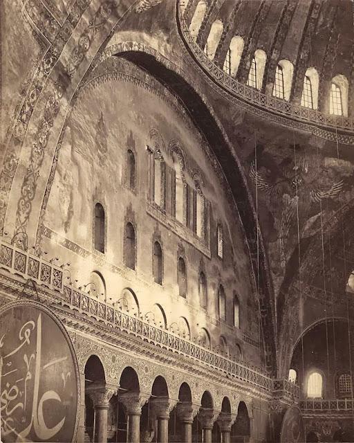 Παλιές φωτογραφίες από την Αγία Σοφία Κωνσταντινουπόλεως http://leipsanothiki.blogspot.be/