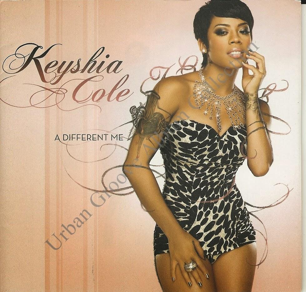 Keyshia Cole  A Different Me (2008) R&b Female  Urban
