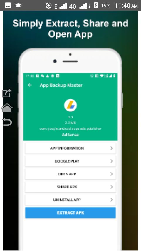App Backup - Apk Extractor, App Backup and Restore Apk