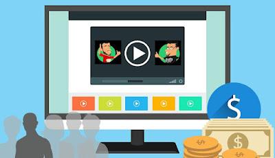 video youtube banyak menghasilkan uang