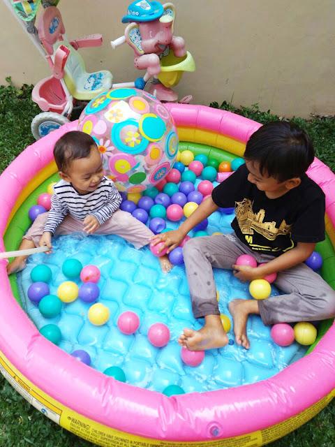 Bebaskan Anak Bereksplorasi Dengan Mitu Baby Antiseptic Wipes