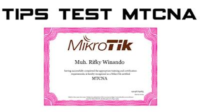 sertifikasi mtcna