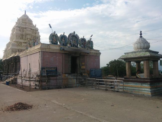 Sri Swarnapureeswarar Temple Complex