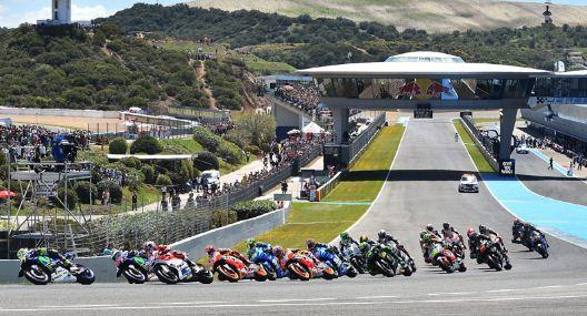 Hasil Kualifikasi MotoGP Spanyol: Crutchlow Pole, Rossi Ke-10