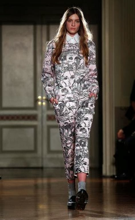 Exclusive Milan Fashion Week Autumn/Winter-14-15