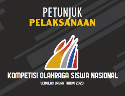 Juklak KOSN SD 2020