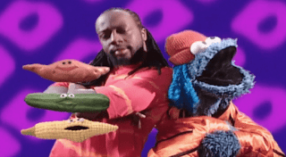 Sesame Street 4118
