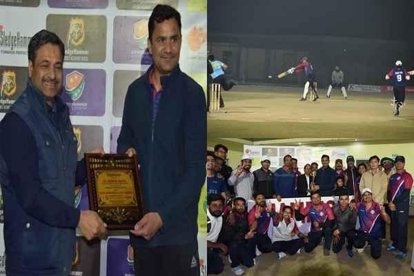 faridabad-dc-eleven-team-win-against-dj-eleven-cricket-match