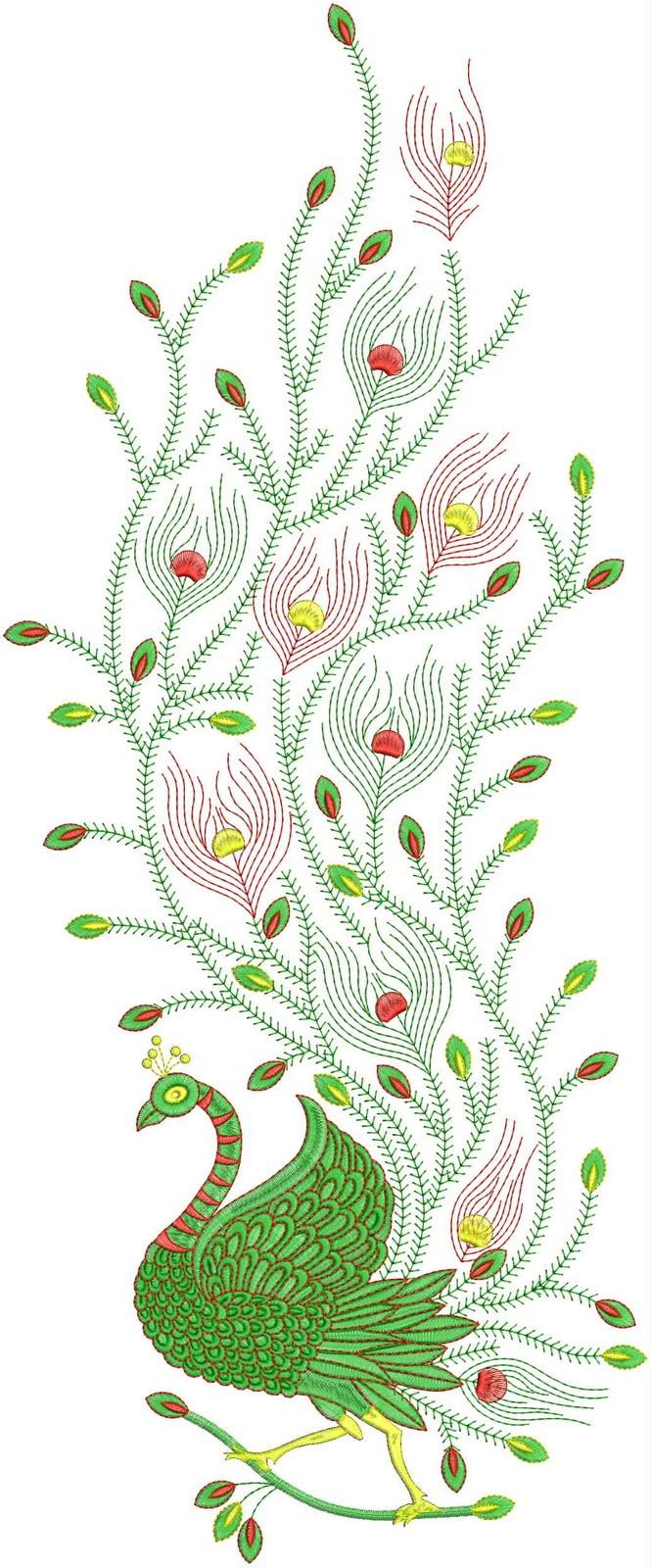 Embroidery Designs Back Stitch