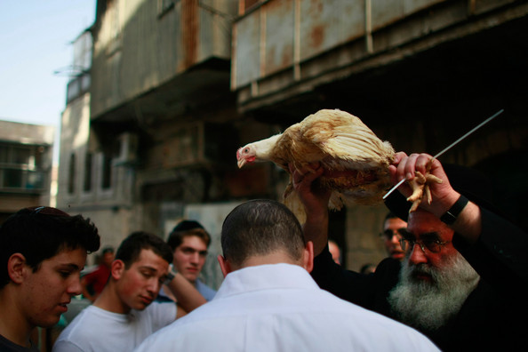 Kaparot, Ritual Aneh Salah Satu Sekte Yahudi