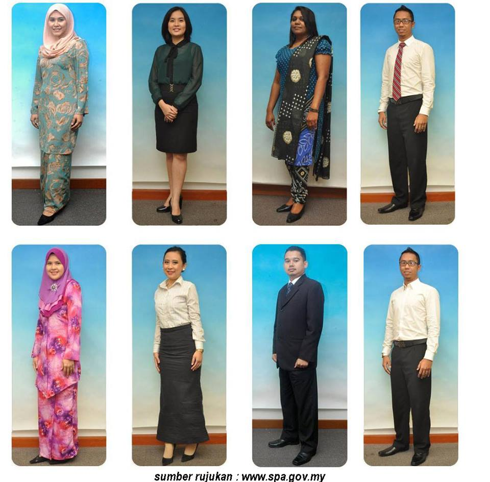 Etika Pakaian Ketika Temuduga