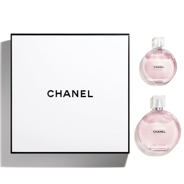 Chanel Chance Eau Tendre Eau De Toilette Set