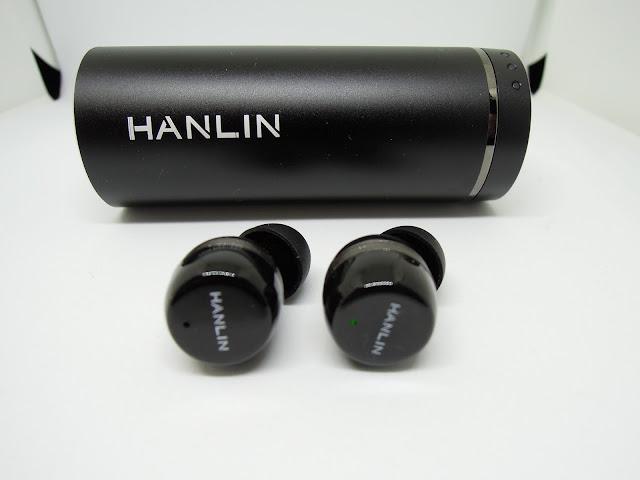HANLIN BTR8 真無線藍芽耳機, 優異的佩帶感加上左右耳獨立連接技術