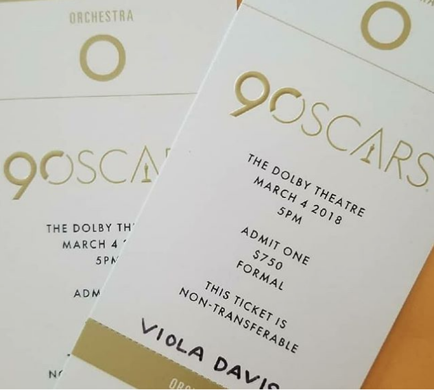 How Much The Ticket To The Oscars Cost